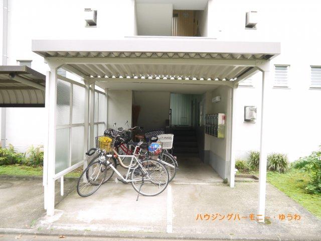 【エントランス】高島平住宅16号棟