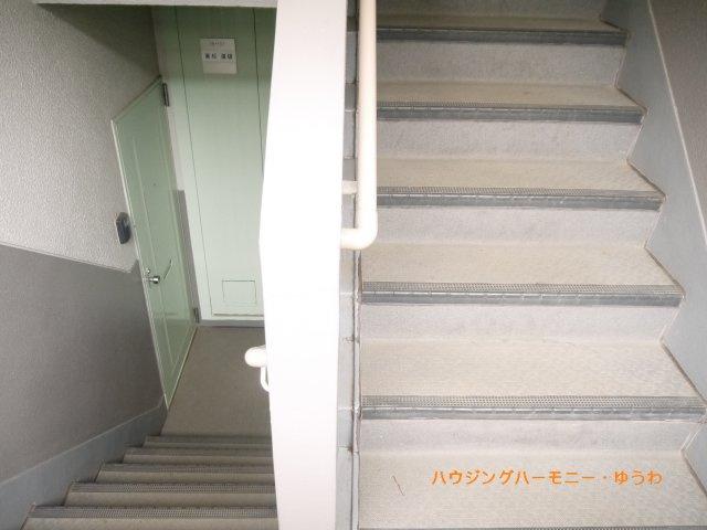 【その他共用部分】高島平住宅16号棟