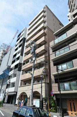 【外観】メゾン・ド・ヴィレ 目黒