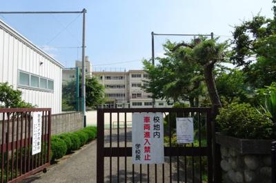 堺中学校まで徒歩9分