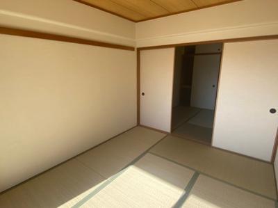 【和室】翠久マンション