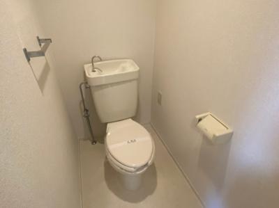 【トイレ】翠久マンション