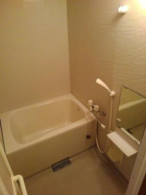 【浴室】ガーデンハイムC