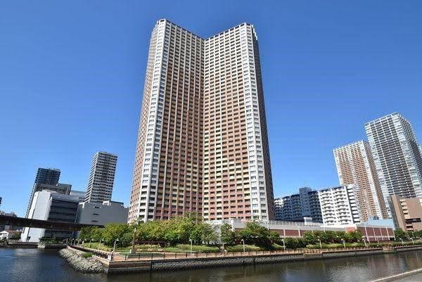 芝浦アイランド ケープタワーの画像