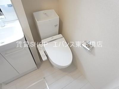 【トイレ】ライフステーション船橋