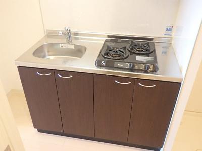 【キッチン】エステムプラザ大阪城パークフロント