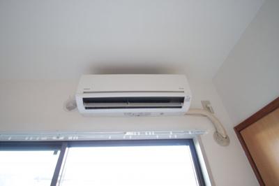 エアコン ※同建物ほかのお部屋の写真です