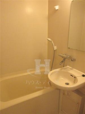 【浴室】ミングルAP.高島平一番館