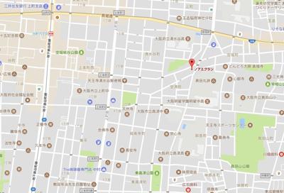 【地図】ノア エ ブラン
