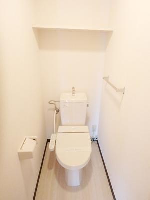 【トイレ】セレス富塚