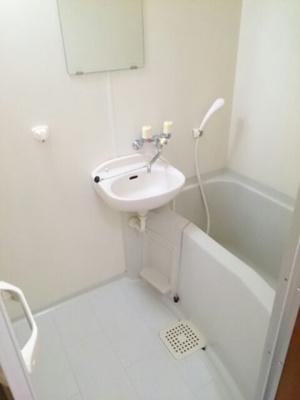 【浴室】エルディム若狭