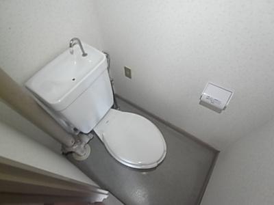 【トイレ】スズキコーポ