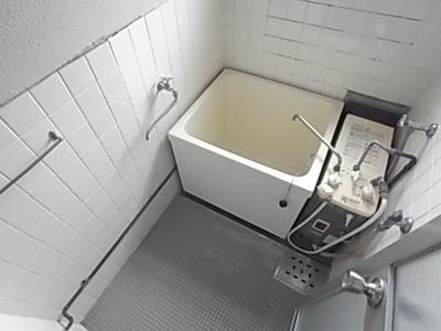 【浴室】スズキコーポ
