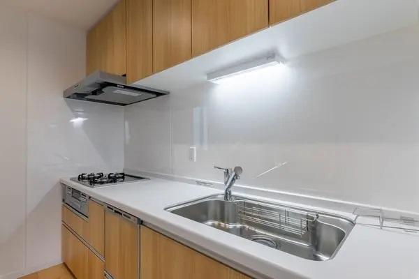 【キッチン】杉並区久我山3丁目 新築一戸建 京王井の頭線 久我山