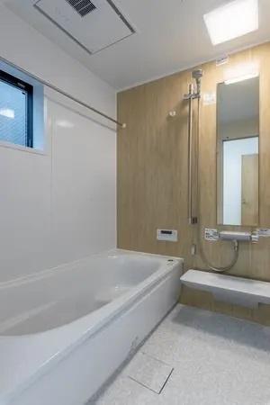 【浴室】杉並区久我山3丁目 新築一戸建 京王井の頭線 久我山