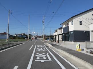 碧南市伊勢町Ⅱ新築分譲住宅1号棟写真です。2021年9月撮影