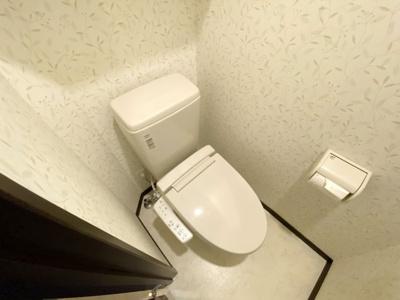 【トイレ】グランデ本厚木中町