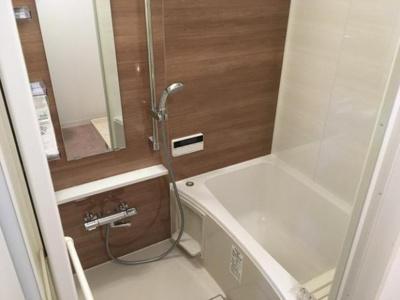 【浴室】ベルフォーレ中野