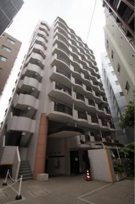横浜駅から徒歩9分の分譲賃貸マンションです。