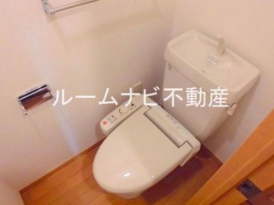 【トイレ】ルミエール池袋要町