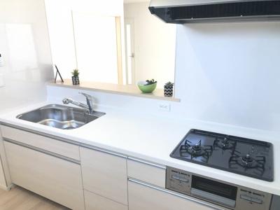 同一タイプ他物件 キッチン床下収納