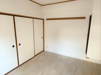 【寝室】グランピア京町堀