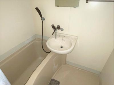 【浴室】グランピア京町堀