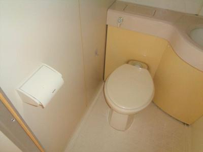 【トイレ】ダイアパレス御門Ⅱ