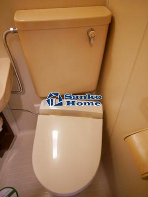 【トイレ】プライムステイ築地