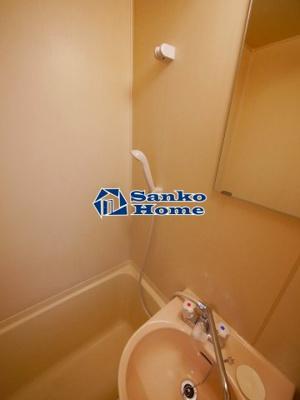 【浴室】プライムステイ築地