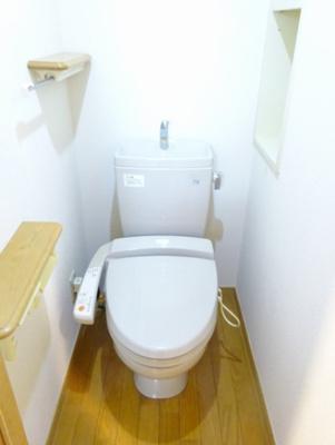 【トイレ】ルーブル新宿西落合参番館