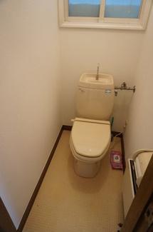 【トイレ】春光戸建