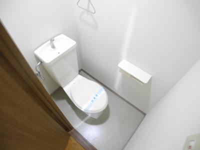 【トイレ】マンションハウス ADD Ⅵ