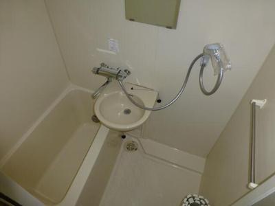 【浴室】コーポラスF