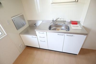 【キッチン】Dearcourt Soleil (ディアコートソレイユ)