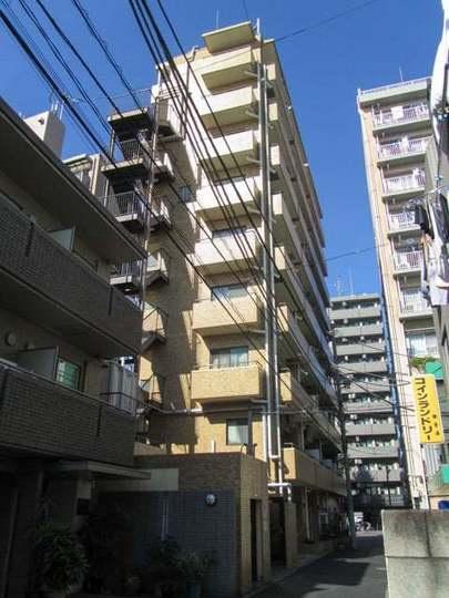 【外観】ライオンズマンション新中野第2