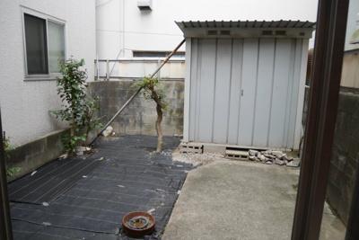 【庭】戸川町 一戸建て