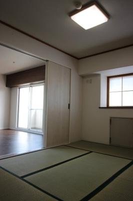 【キッチン】ラブリー日吉台