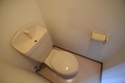 【トイレ】フジパレスヒルズビレッジ上穂積