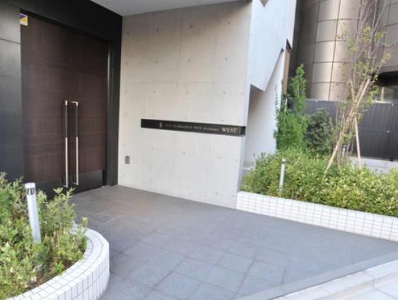 【エントランス】レックスお花茶屋ツインレジデンスウエスト