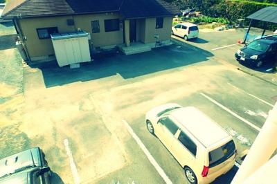 【駐車場】エスポワールⅡ