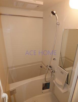 【浴室】プレサンスOSAKA DOMECITYワンダー