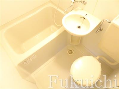 【浴室】ワールドパレス祐天寺