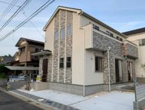 千葉市若葉区千城台東3丁目 3期 全2棟 新築分譲住宅の画像