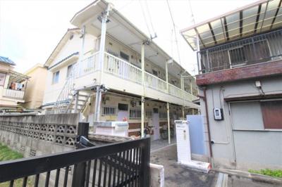 【外観】長池パンションA棟