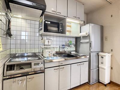 【キッチン】グレイスビル