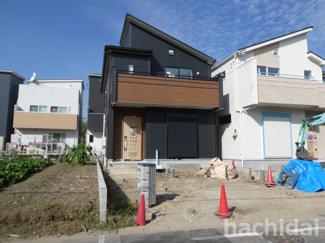高浜市向山町1丁目新築分譲住宅1号棟写真です。2021年10月撮影