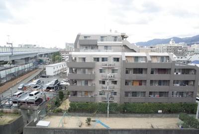 【展望】深江本町マンション