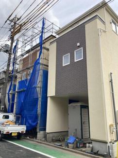 最終限定1棟!喜沢小学校徒歩3分の立地です。お早目のお問合せをお待ちしております。