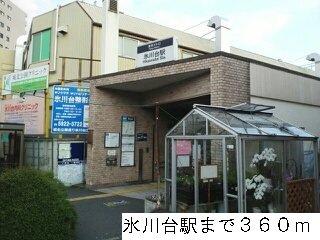 氷川台駅まで360m
